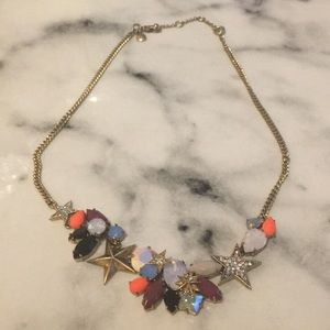 J crew costume necklace